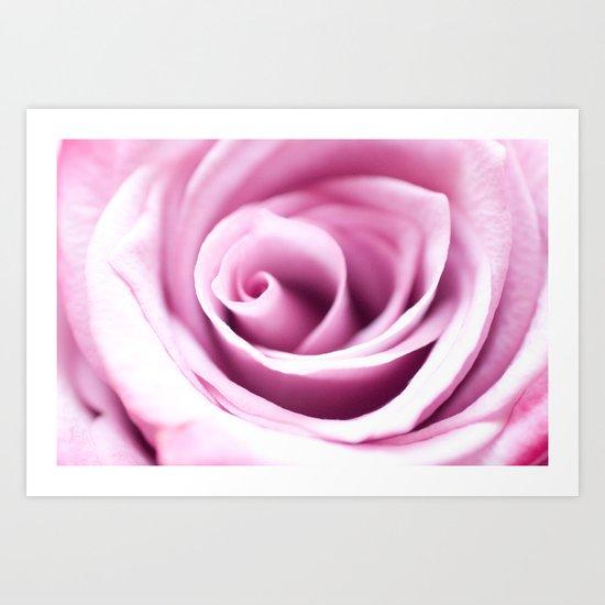 All of me - Rose #1 #art #society6 Art Print
