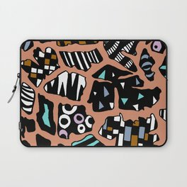 Bedazzled Giraffe Laptop Sleeve