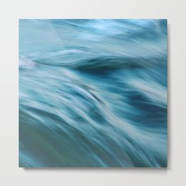 Ocean beneath you Metal Print