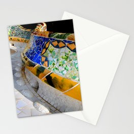 Gaudi Series - Parc Güell No. 1 Stationery Cards