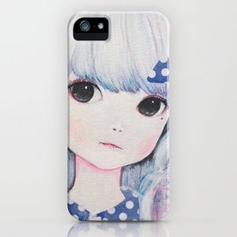 「Small Spring」 iPhone Case