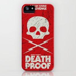 D.P.#00 iPhone Case