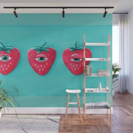 Cry Berry Wall Mural