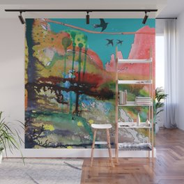 adventure of a lifetime Wall Mural