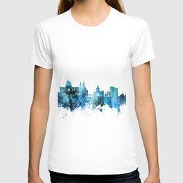 Galway Ireland Skyline T-shirt