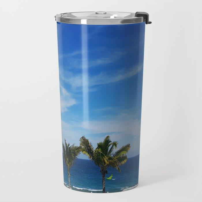 Dream Vacation Travel Mug