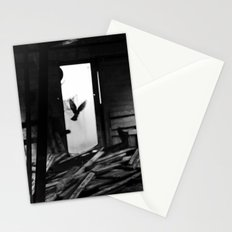 Abandoned Buildings have also Dwellers Stationery Cards