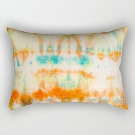 rainbow sun Rectangular Pillow