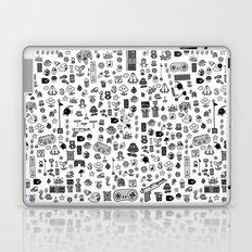 letter V - Nintendo Classics Laptop & iPad Skin