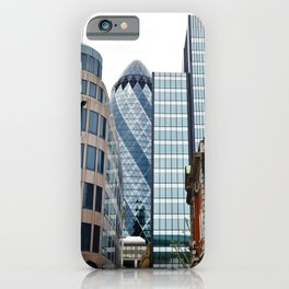 London Architecture iPhone Case