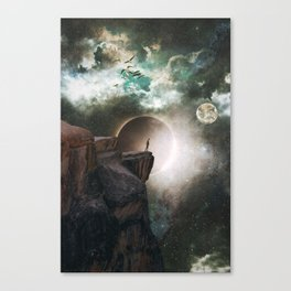 It's high anyway by GEN Z Canvas Print