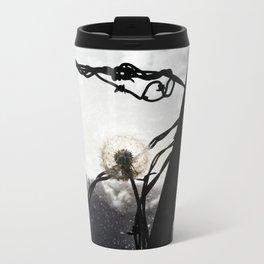 Barbed Wish Metal Travel Mug