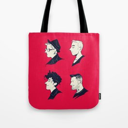 We Are the Fall Out Tote Bag