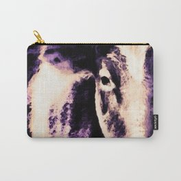 Purple Cow Carry-All Pouch