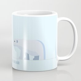 Bi-polar Bear Coffee Mug