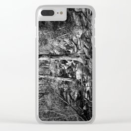 Becky Falls Clear iPhone Case