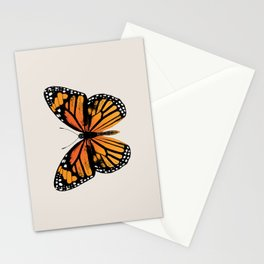 Monarch Butterfly | Vintage Butterfly | Stationery Cards