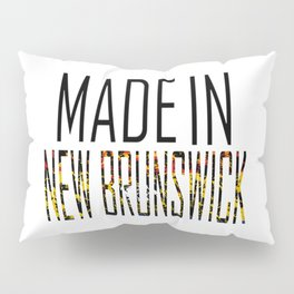 Made In New Brunswick Pillow Sham