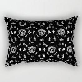 Virus Rectangular Pillow