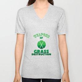 Golfing Gifts Unisex V-Neck