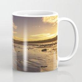Marske Beach North Yorkshire Coffee Mug