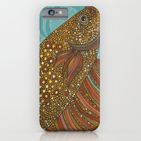 I know where I'm going iPhone & iPod Case