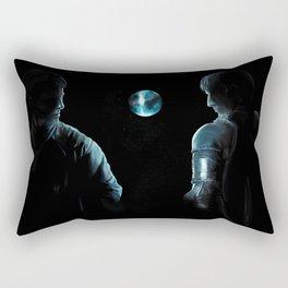 Take Me Back to the Start Rectangular Pillow