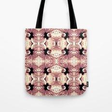Shiny Old Rose Flower Design, Pattern Tote Bag