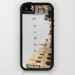 venice / los angeles, california iPhone Case