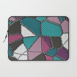 Country patchwork Laptop Sleeve
