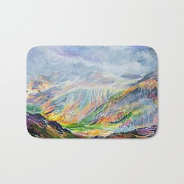 Llanberis Path Bath Mat