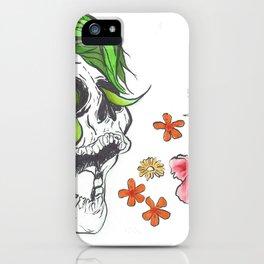 Jackseptiskull iPhone Case