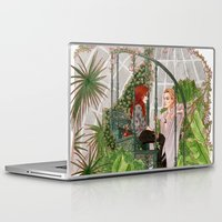 mortal instruments Laptop & iPad Skins featuring The Mortal Instruments by Naineuh