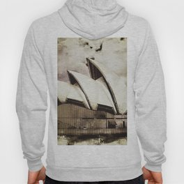 Sydney Opera House  Collection V Hoody