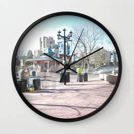 5/8 Time Wall Clock
