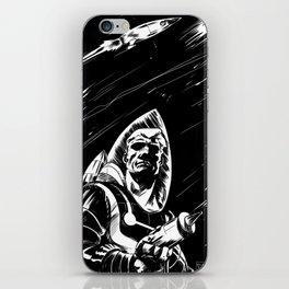 Atomic Punk iPhone Skin