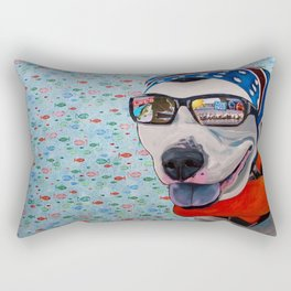 Asap Lake Time Rectangular Pillow
