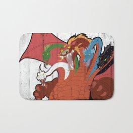 DUNGEONS & DRAGONS - TIAMAT Bath Mat
