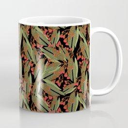 Flowering Gum - Black Coffee Mug