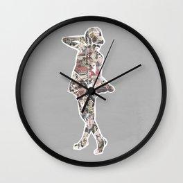 Ads Wall Clock