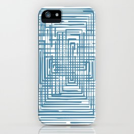 Frame on Frame iPhone Case