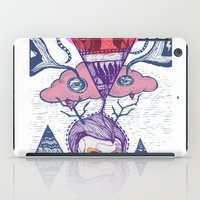 friday iPad Cases featuring Friday by Andon Georgiev