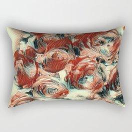 Vintage Love#79 Rectangular Pillow