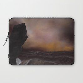 A Stormy Ocean Laptop Sleeve