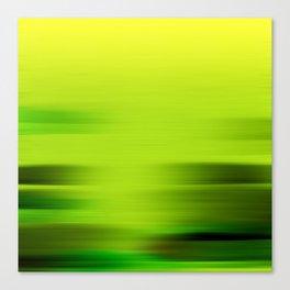 """Abstract Lake Porstroke (Pattern)"" Canvas Print"