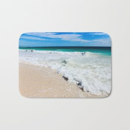 Tulum Waves Bath Mat