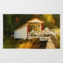 Jackson's Mill Bridge Rug