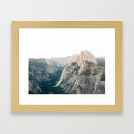 Yosemite Collection II Framed Art Print