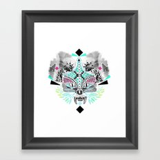 Undefined creature Framed Art Print