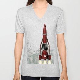 Thunderbird 3 Unisex V-Neck